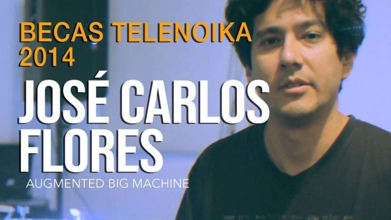 Augmented Big Machine :: José Carlos Flores
