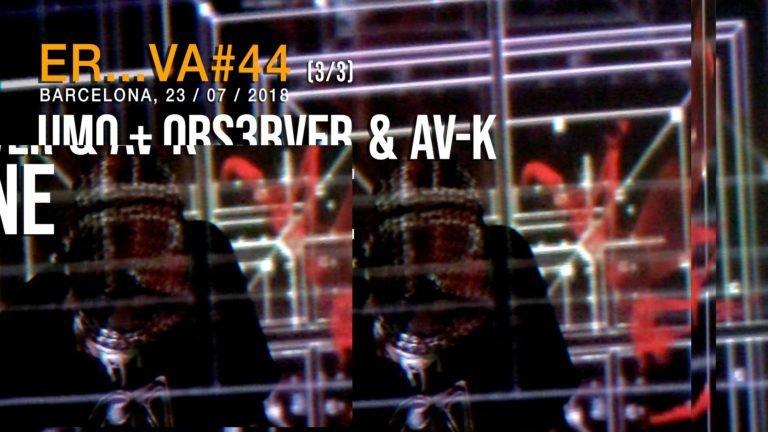 UMO + 0bs3rv3r & AV-K