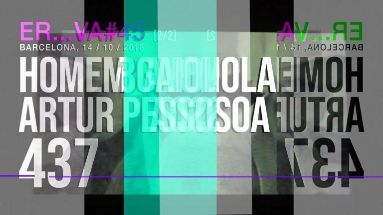 Homem Gaiola & Artur Pessoa
