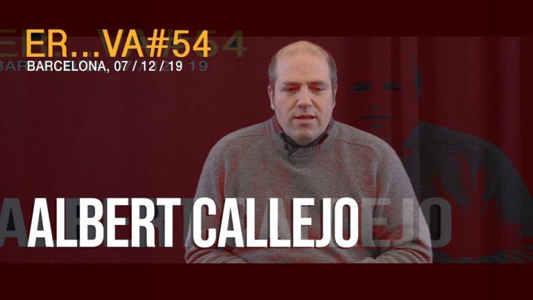 Albert Callejo – DIMA
